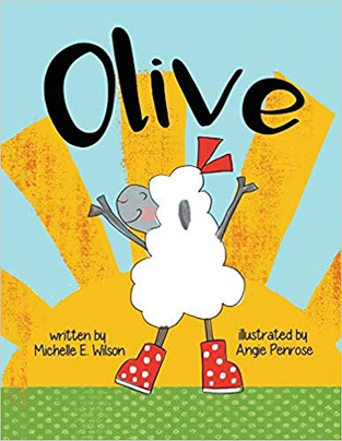 ​Author Interview: Michelle Wilson, Olive