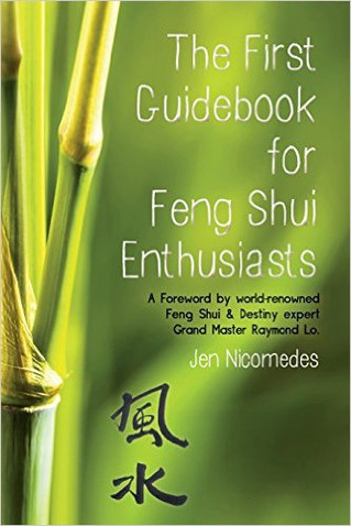 Author Interview: Jen Nicomedes Stone, The First Guidebook for Feng Shui Enthusiasts