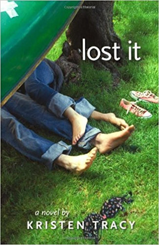 Author Interview, Kristen Tracy, Lost It