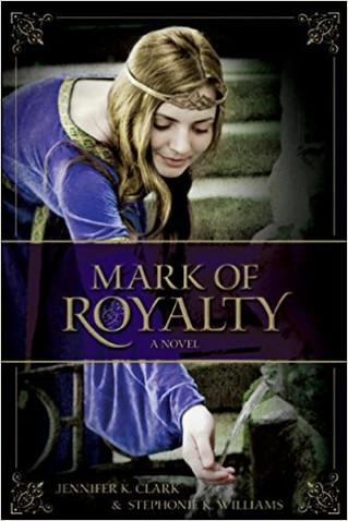 Author Interview: Jennifer K. Clark, Mark of Royalty