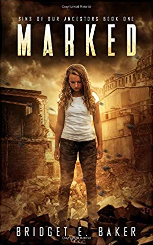 Author Interview: Bridget E. Baker, Marked