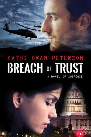 Author Interview, Kathi Oram Peterson, Breach of Trust