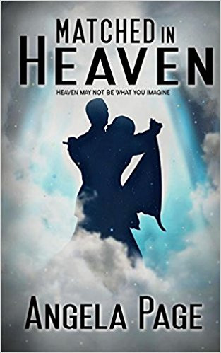 Author Interview, Angela Page, Matched in Heaven