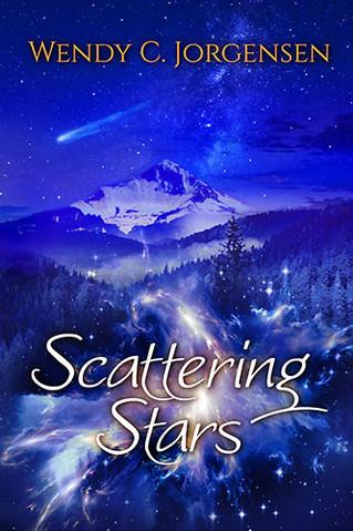 Author Interview, Wendy C. Jorgensen, Scattering Stars