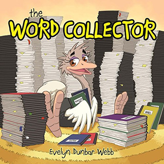 Author Interview: Evelyn Dunbar Webb, The Word Collector
