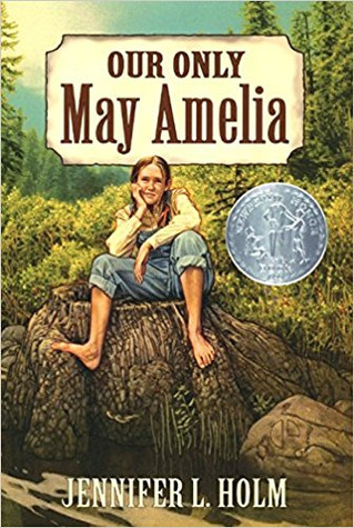Our Only May Amelia & The Trouble with May Amelia