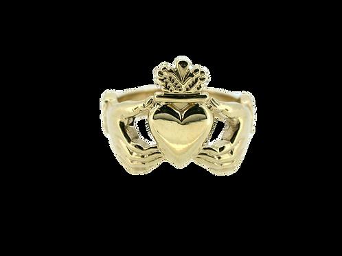 Claddagh Ring.