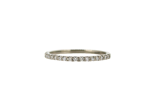 Half e/t Diamond Ring