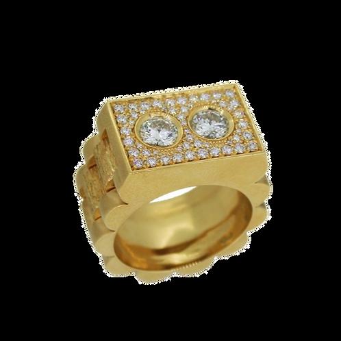 Bracelet Link Ring