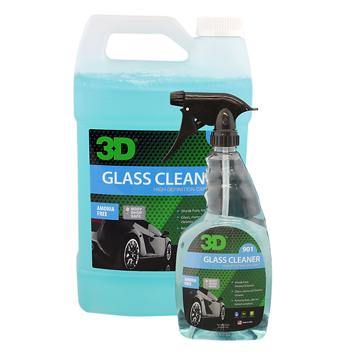 Tint Safe Glass Cleaner