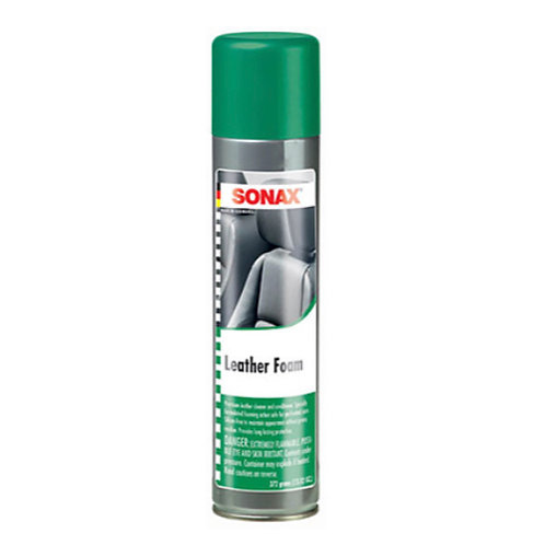 SONAX Leather Care Foam 400ml