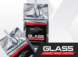 system x glass coating