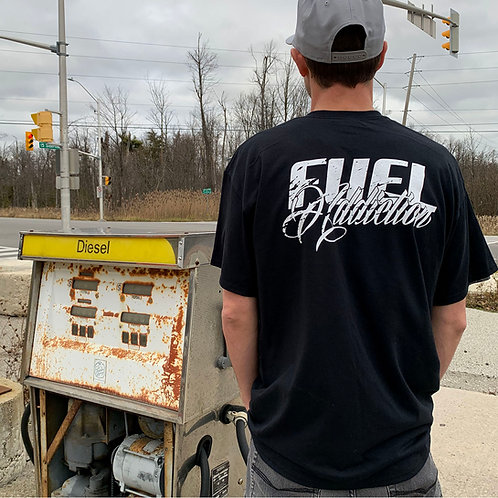 R Auto Apparel Fuel Addiction T-shirt