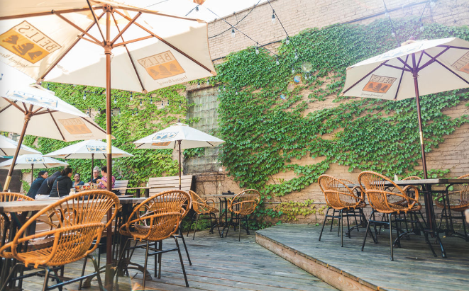 Milwaukee Outdoor Dining Guide