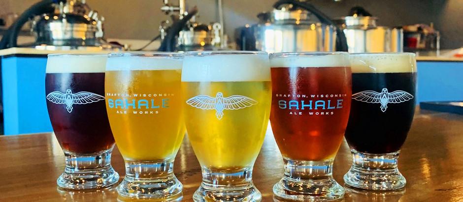 Local Business Spotlight: Sahale Ale Works