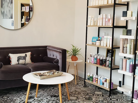 Local Business Spotlight: Brushed Roots Salon