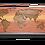 Thumbnail: Industrial Wood Bottle Opener - World Map Traveler
