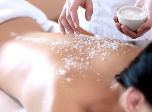 sels de massage