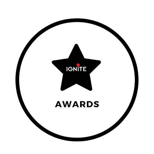 Ignite Awards priced from