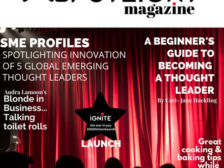 Get into the Spotlight. Issue out now