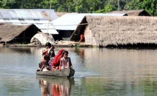 Assam- Home to Natural disasters