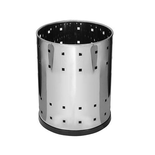 Cestinho Inox 13 Litros Telado - Referência B8