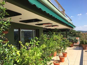 Balkon ısıtma Ardo Cam Panel Isıtıcı.JPG