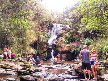 Cachoeira Véu das Noivas/Paraíso