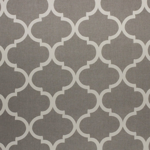 Home Décor Upholstery Fabric – Bishop Grey