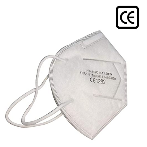 MediWeave KN95 KN99 / FFP2 Face Mask (Pack of 5)