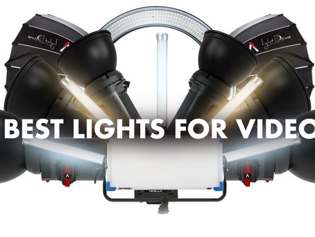 Best Lights for Filmmaking