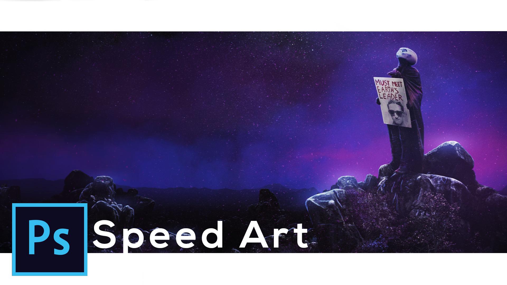 Alien Speed art thumb
