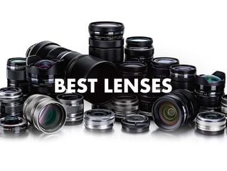 Best Lenses for Video & Filmmakers