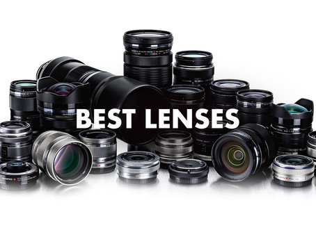 Best Lenses for Video & Filmmakers