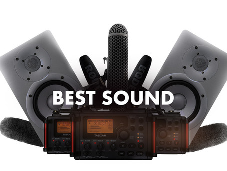 Best Sound and Audio Gear for Filmmakers