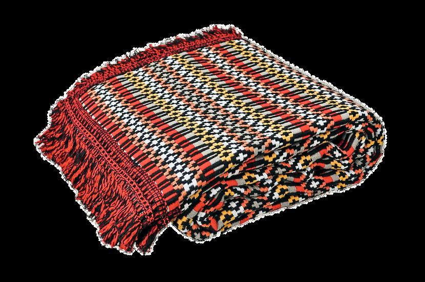Bonfire Ethnic Pattern Rug