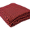 Thumbnail: Red and Black Zig-Zag Geometric Rug