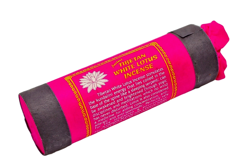 Tibetan Incense White Lotus