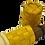 Thumbnail: Tibetan Incense Yellow Jambala