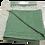 Thumbnail: Manta Padrão Espinhado Verde