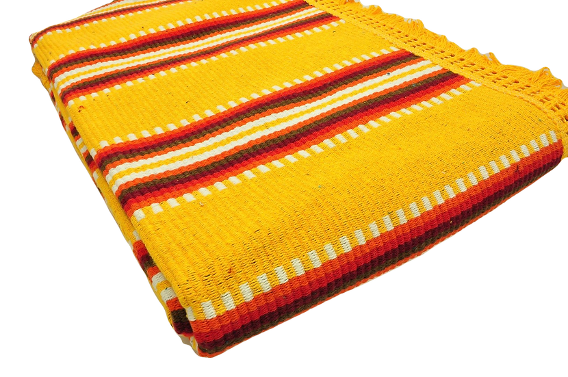 Fire Ethnic Pattern Rug