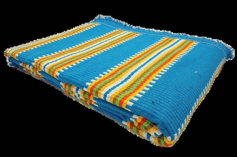 Sea Ethnic Pattern Rug
