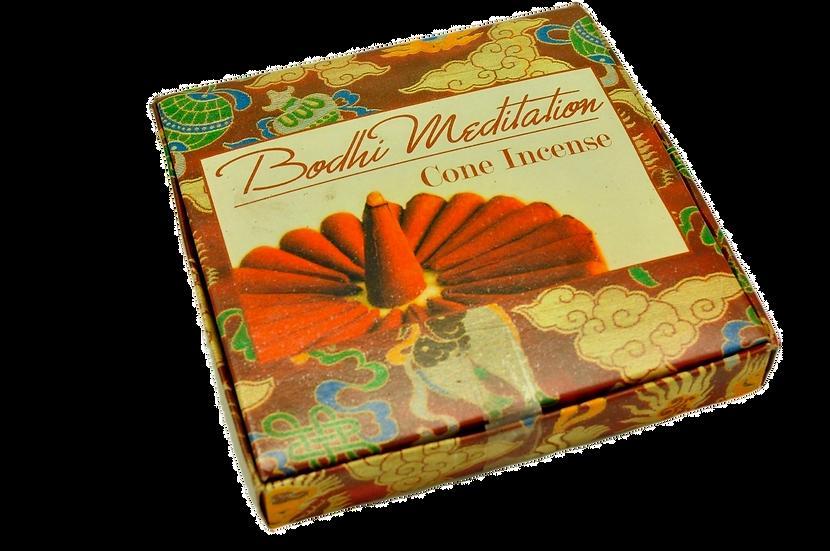 Incense Cones Bodhi Meditation