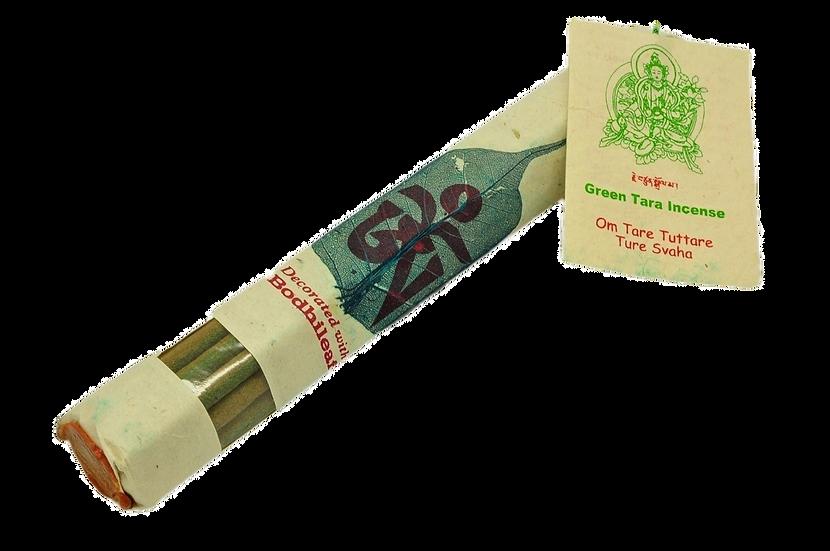 Tibetan Incense Green Tara