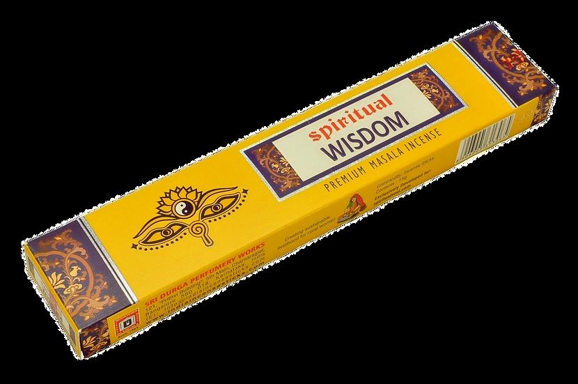 Indian Incense Spiritual Wisdom