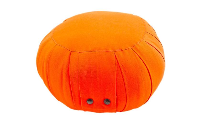 Big Buddha Orange Meditation Cushion