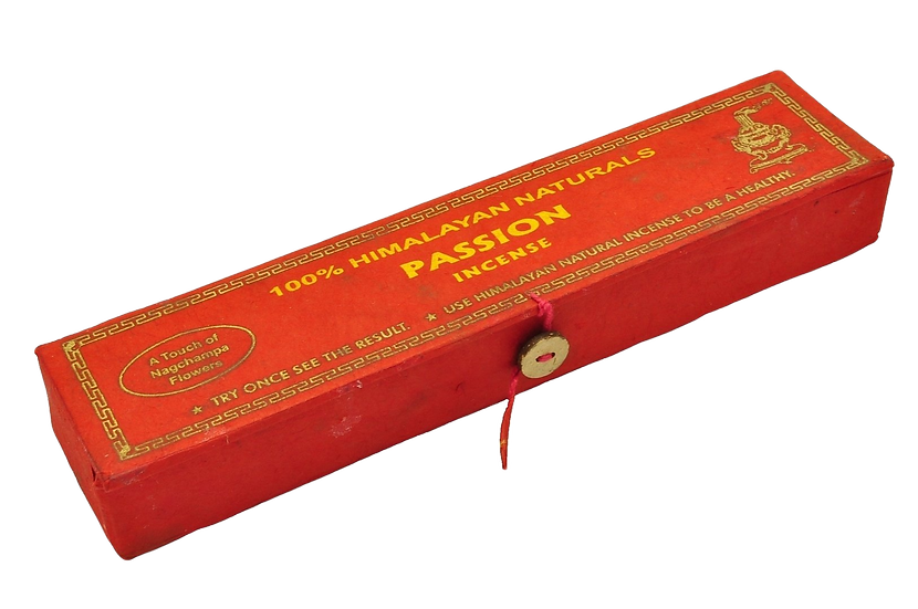 Tibetan Incense Passion