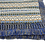 Thumbnail: Blue and Honey Ethnic Pattern Rug