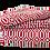 Thumbnail: Tapete Geométrico Vermelho e Pérola
