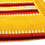 Thumbnail: Fire Ethnic Pattern Rug